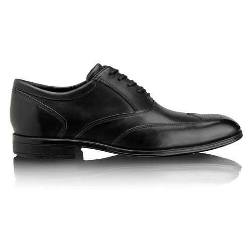 Hillandale Men's Dress Shoes in Black
